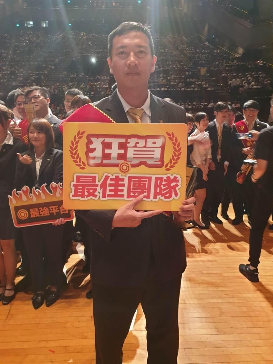 家庭事業兩得意,蘇永誠不僅兼顧家庭,也已連續5年業績都在永慶房屋的前30名!