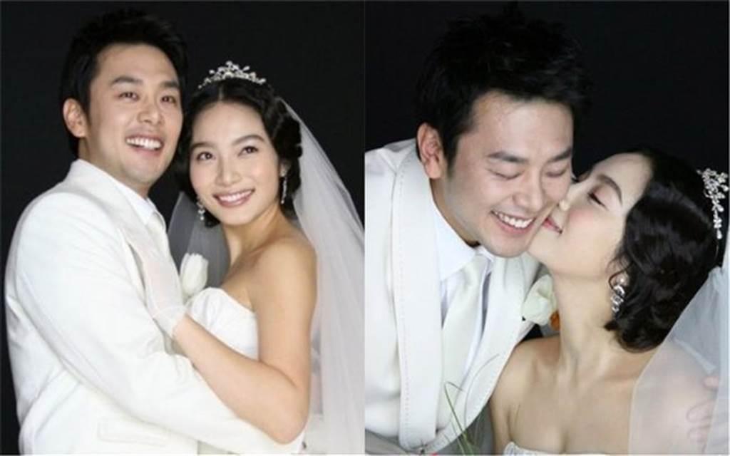 李敏英和李燦奉子成婚,婚姻卻僅維持13天。(翻攝自韓網)