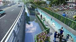 26億元擴寬大埔截水溝升級南外環快速道路 土地徵收採協議價購