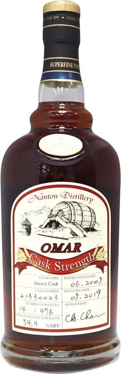 OMAR威士忌 揚威世界