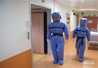 台美聯合防疫 15萬件防護衣原料抵台