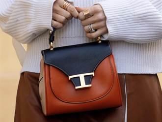 T logo躍上豆豆鞋、提包 TOD'S耐看又經典