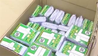 大阪市長指醫生套垃圾袋工作  兩天內獲贈10萬件雨衣