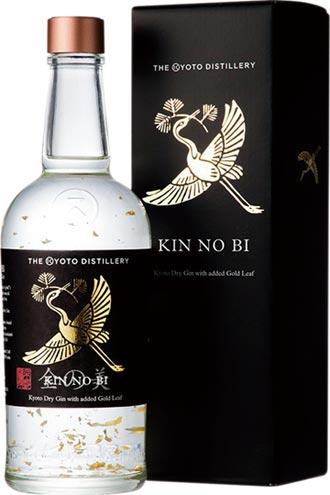 Kin No Bi金箔琴酒 在台上市