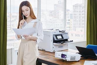 Epson列印產品 防疫總動員優惠