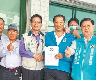 民進黨南市黨部主委選舉 兩雄相爭