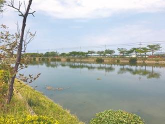 嘉南大圳換裝 水上訓練中心動土