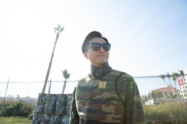王少偉是劇組公認的笑場NG王,幽默風趣的他常在片場惹笑眾人。(公視提供)