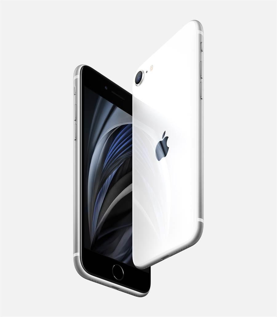新一代iPhone SE正式發表,台灣4月24日正式開賣。(圖/摘自蘋果官網)
