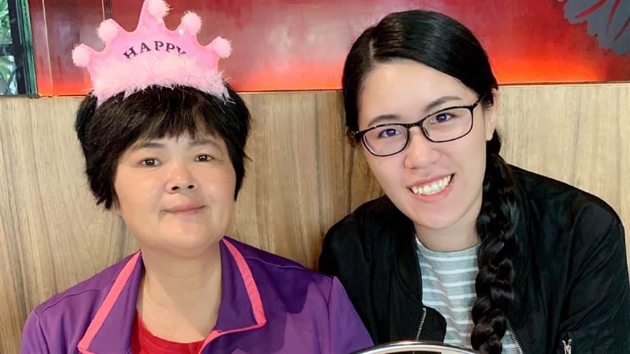 在永慶擁有彈性的工作時間,讓黃黛閔不再錯過與家人相處的重要時刻。