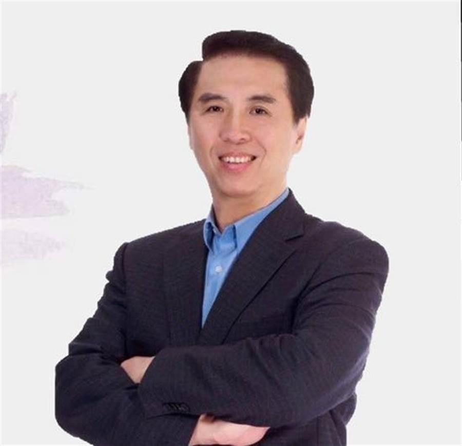 國民黨前立委陳學聖,今天15日在臉書發文點名衛福部長陳時中。(圖/陳學聖 臉書)