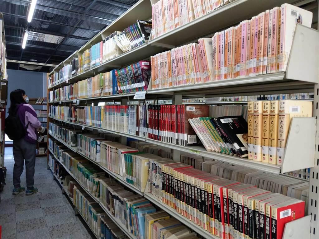 嘉義縣大林鎮立圖書館建館已逾30年,鎮公所正規畫新建。(大林鎮公所提供/張毓翎嘉義傳真)