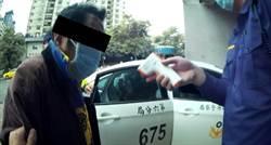 7旬翁失蹤兩天路倒雨中 中市警人臉辨識助返家