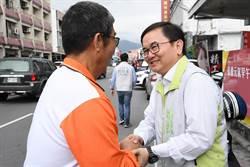 立委劉櫂豪登記參選台東黨部主委  期待讓人看見更好的民進黨