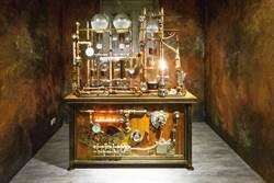 哈瑪星百年老銀行 冰滴咖啡飄香