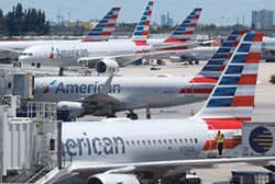 美航空業救命錢 只夠撐幾個月