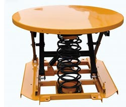 喬歐彈簧式活動升降台 搬運工作 省時新利器