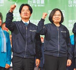 蔡強調台灣需要完整參與權