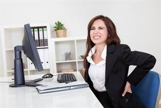 老是腰痠背痛 可能與7疾病有關