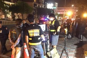 嘜擱吵啊!中市警強力取締改裝超跑擾鄰噪音