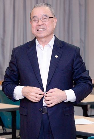 林柏川 出任旺旺中時總管理處執行長 兼中天電視總經理