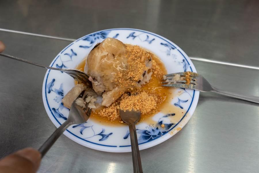 碗粿店都有賣肉粽?老饕曝揭關鍵主因(圖/達志影像)