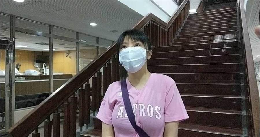 劉樂妍涉賄選,今日被起訴。(圖/報系資料照)
