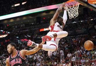 NBA》韋德:最想「顏扣」詹姆斯