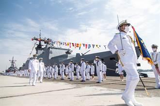 獨》敦睦艦隊官兵營區隔離 最高階級是陳道輝少將