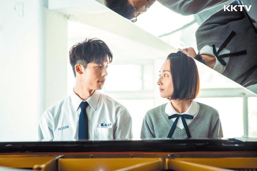 《想見你》風靡亞洲,被網友稱為年度神劇,被看好是今年金鐘入圍的大熱門。(KKTV提供)