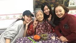 獨/狄鶯87歲母醫院彌留 跪求老天爺折壽10年