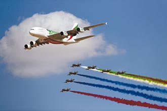 搶救阿聯酋航空
