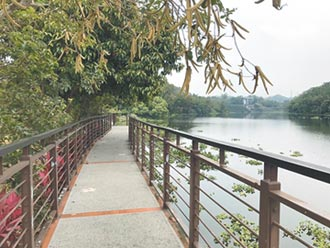 峨眉湖增步道 賞鳥觀松好去處