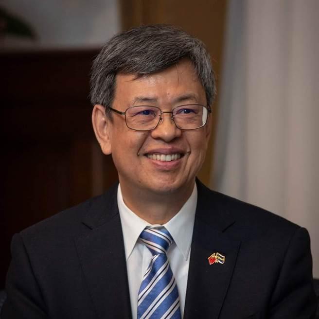 副總統陳健仁。(取自陳建仁臉書)