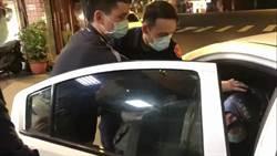 攔查拒檢壓傷騎士 警3小時內逮獲犯嫌