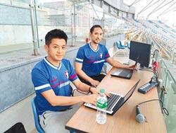 台灣踢球英文轉播 鮮度十足