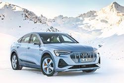 Audi e-tron精緻豪華 年底上市