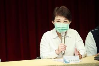 不想再被國防「布」盧秀燕:停口罩援外、國人一天一片