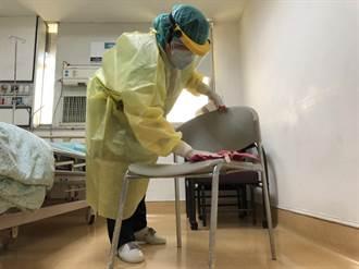 「幕後防疫英雄」環管員 光田醫院拍片致謝