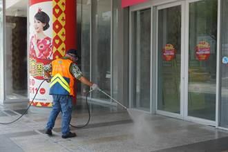 遭染疫士兵波及 台南兩家大百貨公司今休館消毒