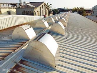 風碩通風設備 高效排熱、省電費