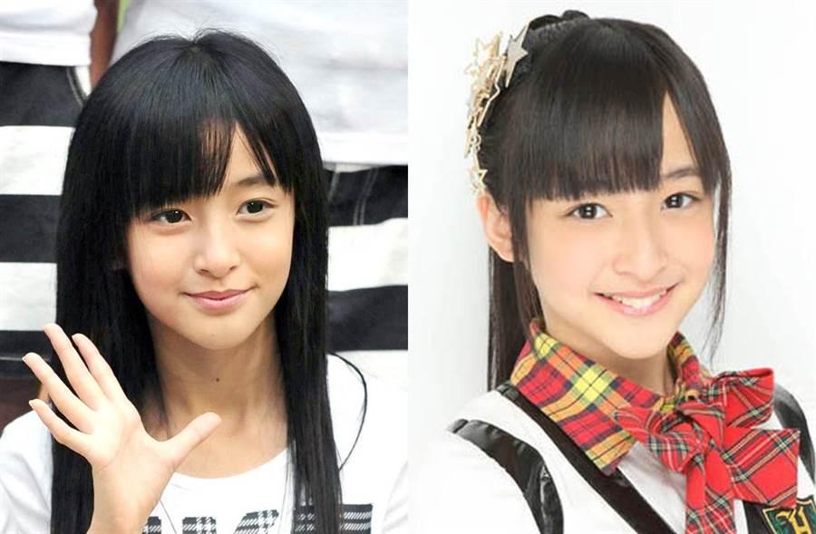 谷口愛理過去是女團HKT48成員。(圖/翻攝自日網)