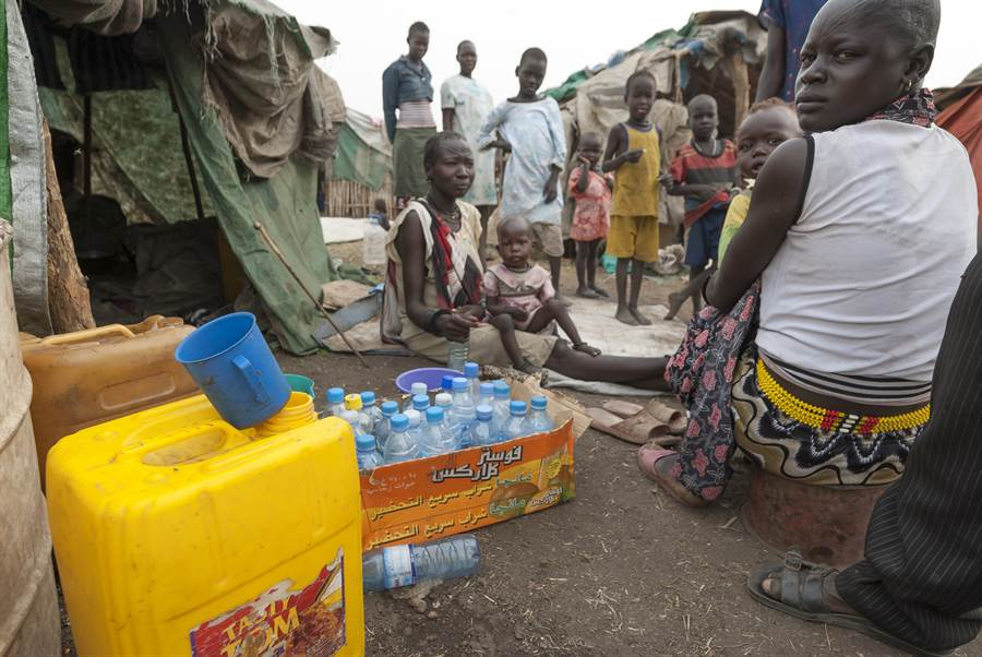 南蘇丹(圖/Shutterstock)