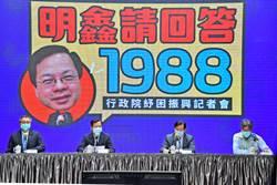 《經濟》龔明鑫:民生物資價量穩定 不會短缺