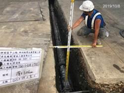 汰換老舊自來水管線 佛心加送6.5公里全新路面
