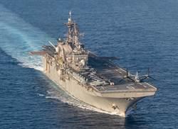 要陸別霸凌大馬 美派2艦到南海