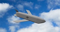 雷神取代洛馬 成為新型巡弋飛彈開發商