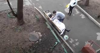 俄女發燒篩檢結果呈陰性 隔天出院竟「倒躺椅身亡」