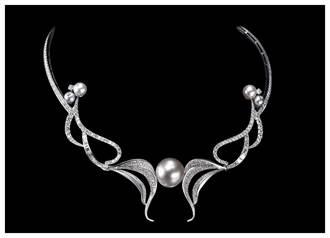 方國強Khieng珠寶  「幻響亞特蘭」的海洋奇幻奢華