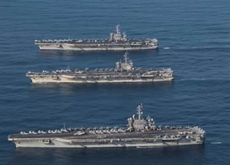 美國國防部內部建議 削減2艘航空母艦